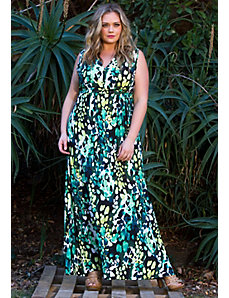 Tina Maxi Dress by SWAK Designs