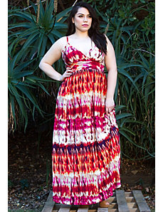 Quinn Maxi Dress by Sealed With a Kiss Designs