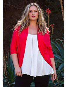 Dawna Cardigan (Brights) by Sealed With a Kiss Designs