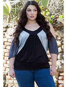 Molly Top (Regal Shades) by Sealed With a Kiss Designs