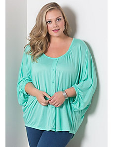 Katie Pullover Top by Sealed With a Kiss Designs