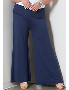 Classic Jersey Pants in Navy by Sealed With a Kiss Designs