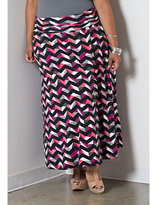 Patricia Maxi Skirt by Sealed With a Kiss Designs