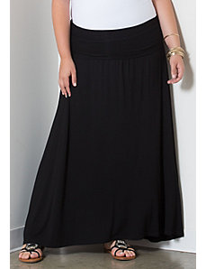 California Maxi Skirt (Lovely Shades) by Sealed With a Kiss Designs