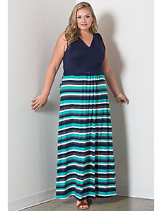 Emerson Maxi Dress by Sealed With a Kiss Designs