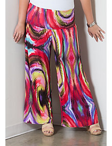 Neve Palazzo Pants by Sealed With a Kiss Designs