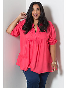 Emmylou Tunic (Miami) by Sealed With a Kiss Designs