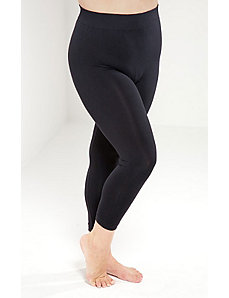 The Perfect Plus Size Leggings by Sealed With a Kiss Designs