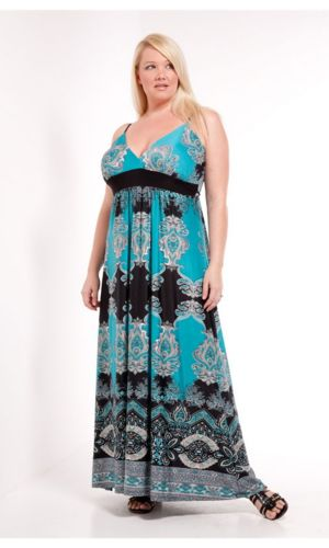Veronica Maxi Dress (Original Brights)