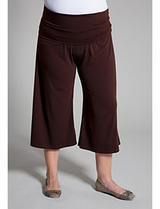 Essential Gaucho Pants by SWAK Designs