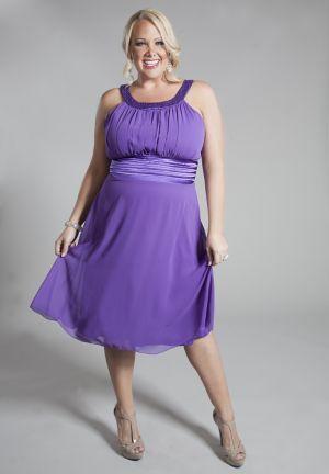 Caviar Dress (Jewel Tones)