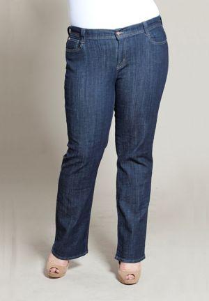Hannah Slim Bootleg Jeans