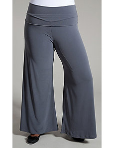 Perfect Palazzo Pants in Grey by SWAK Designs