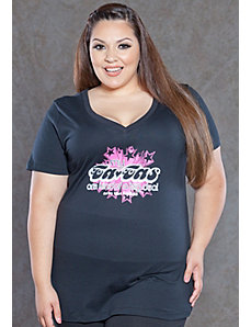 My Tatas are Kind of a Big Deal Tee by SWAK Designs