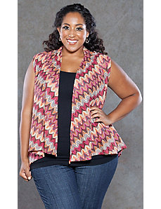 Margarita Knit Vest by SWAK Designs