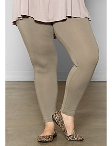 Classic Cotton Leggings by Sealed With a Kiss Designs