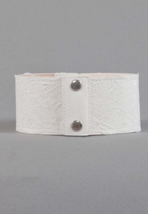 Dolly Lace Belt