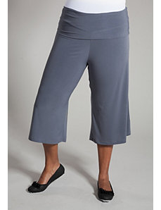 Essential Gaucho Pants by Sealed With a Kiss Designs