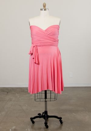 Eternity Convertible Dress (Blush Shades)