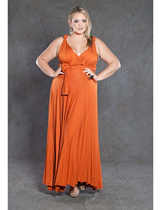 Eternity Maxi Convertible Dress Harvest Collection by SWAK Designs