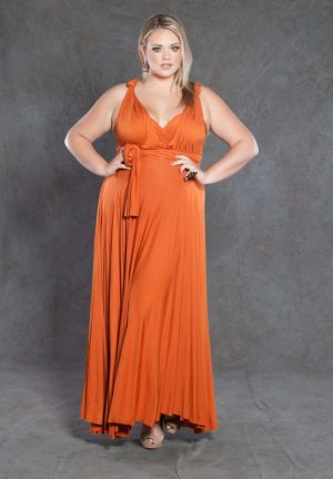 Eternity Maxi Convertible Dress Harvest Collection