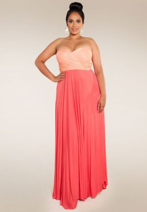Eternity Convertible Maxi Dress (Sweet Duo)