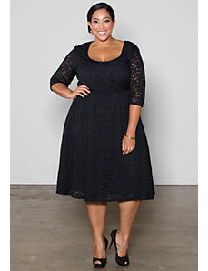 Harlow Lace Dress by SWAK Designs