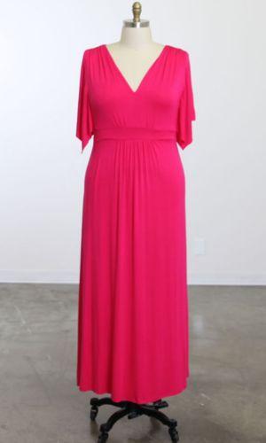 Joan Maxi Dress (Bright Colors)