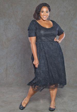 Kara Lace Dress (Vintage)