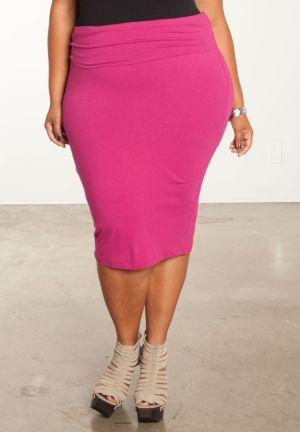 Megan Midi Skirt