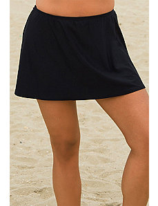 Black Skirt by Beach Belle
