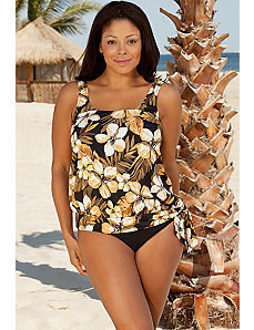 Blouson Tankini by Beach Belle