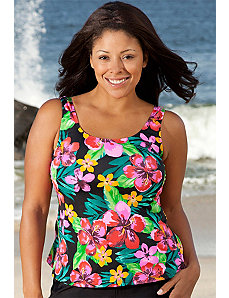 Montego Bay Tankini Top by Beach Belle