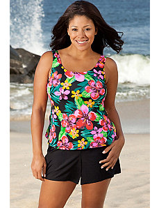 Montego Bay Tank Shortini by Beach Belle