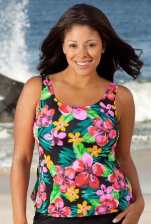 Montego Bay Tankini Top
