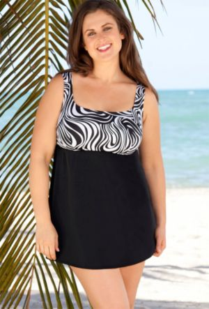 Sand Dunes Swimdress