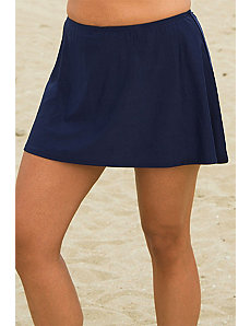 Navy Skirt by Beach Belle