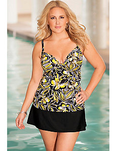 Buttercup Tab Front Skirtini by b. belle