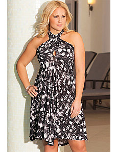 Inagua 6-in-1 Convertible Dress by b. belle