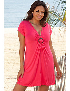 Passion Ring Front Tunic by Beach Belle