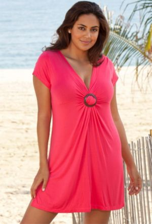 Passion Ring Front Tunic
