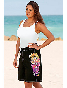 Delia Board Short by Beach Belle