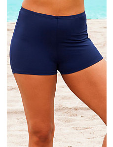 Navy Boy Short by Beach Belle