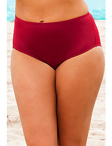 Raisin Plus Size Brief by Beach Belle