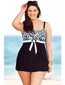 Bayside Empire Swimdress by Delta Burke