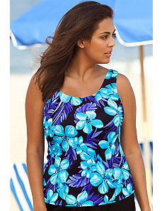 Tahiti Tankini Top by Beach Belle