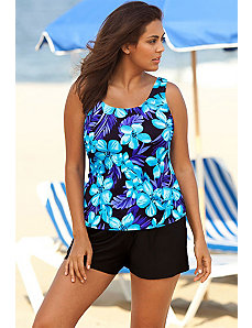 Tahiti Loose Shortini by Beach Belle