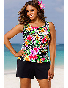 Moorea Loose Shortini by Beach Belle