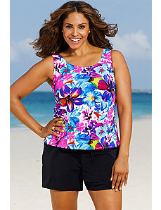 Bora Bora Loose Shortini by Beach Belle