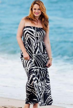 Baltic Smocked Maxi Dress